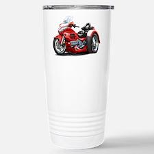 Goldwing Red Trike Travel Mug