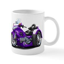 Goldwing Purple Trike Mug