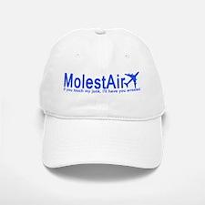 MolestAir Baseball Baseball Cap