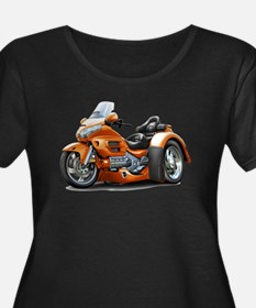 Goldwing Orange Trike T