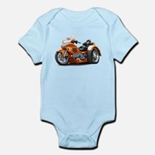 Goldwing Orange Trike Infant Bodysuit