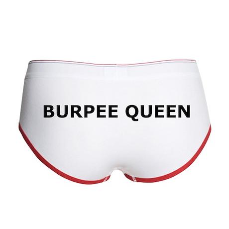 Burpee Queen Women's Boy Brief