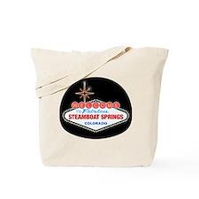 Fabulous Steamboat Springs Tote Bag