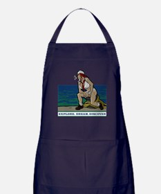 SAILOR GIRL Apron (dark)