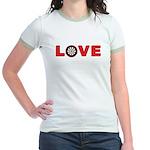 Darts Love 4 Jr. Ringer T-Shirt