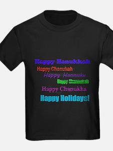 Happy Holiday T