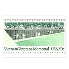 Veterans Stamp Postcards (Package of 8)
