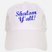 Shalom, Y'all! Baseball Baseball Cap