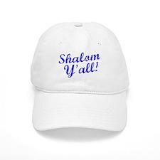 Shalom, Y'all! Baseball Cap