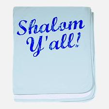 Shalom, Y'all! Infant Blanket