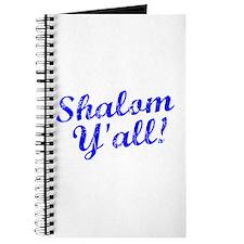 Shalom, Y'all! Journal