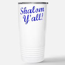 Shalom, Y'all! Travel Mug