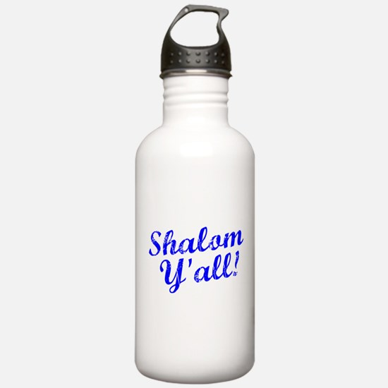 Shalom, Y'all! Water Bottle