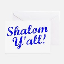 Shalom, Y'all! Greeting Cards (Pk of 20)