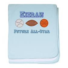 Kieran - Future All-Star baby blanket