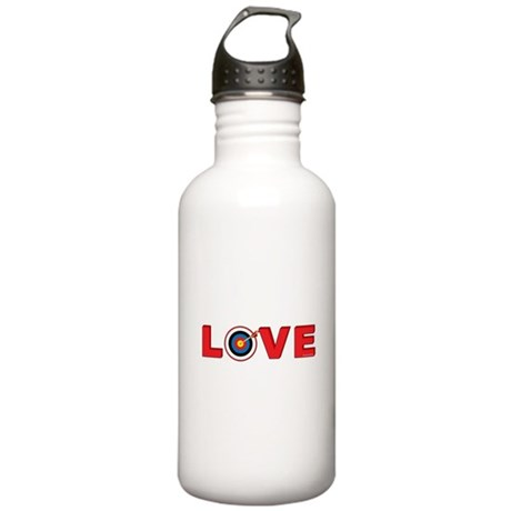 Archery Love 4 Stainless Water Bottle 1.0L