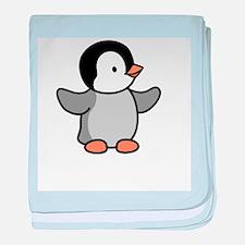 Baby Penguin baby blanket