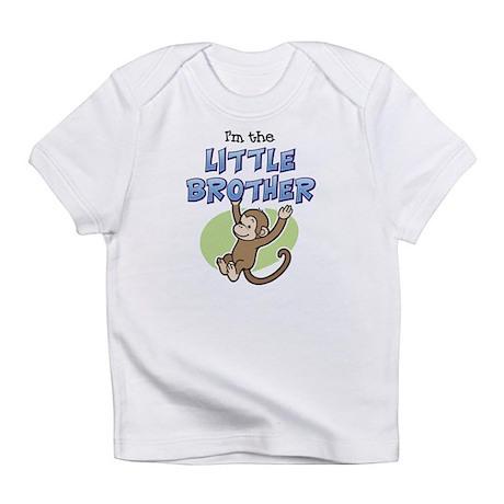Little Brother - Monkey Infant T-Shirt