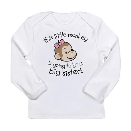 FBSMonkeyFace Long Sleeve T-Shirt