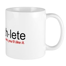 """Tri-an-Athlete"" Mug"