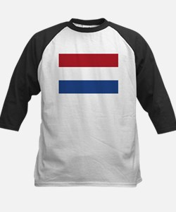 Dutch Pride Kids Baseball Jersey