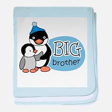 Big Brother (Penguin) baby blanket