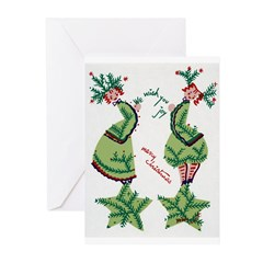 We Wish You Joy By: Peter Hunt Greeting Cards (Pk
