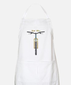Behind Bars For Life Apron