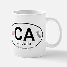 La Jolla Mug