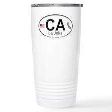 La Jolla Travel Mug