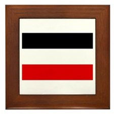 Imperial German Pride Framed Tile