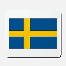 Swedish Pride Mousepad