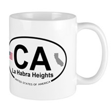 La Habra Heights Mug