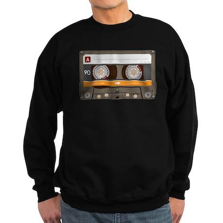 Bitchin' eEghties ('80s) Cassette Tape Sweatshirt