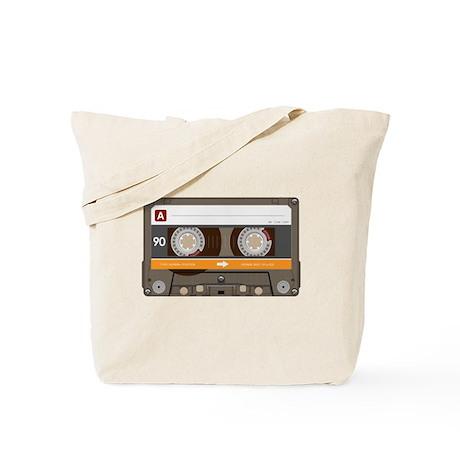 Bitchin' eEghties ('80s) Cassette Tape Tote Bag