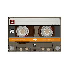 Bitchin' eEghties ('80s) Cassette Tape Rectangle M
