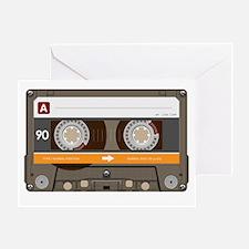 Bitchin' eEghties ('80s) Cassette Tape Greeting Ca