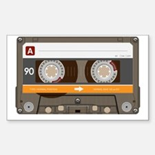 Bitchin' eEghties ('80s) Cassette Tape Decal