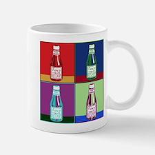 Pop Art Ketchup Mug