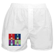 Pop Art Ketchup Boxer Shorts
