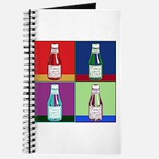 Pop Art Ketchup Journal