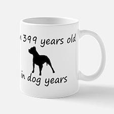 57 Dog Years Pitbull 2 Mugs