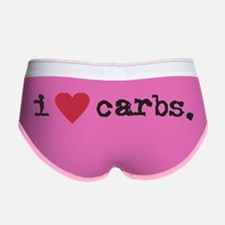 I love carbs Women's Boy Brief