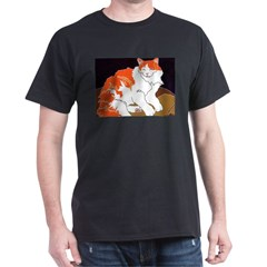 Chester Black T-Shirt