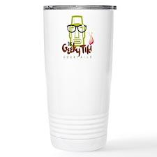 """Geeky Tiki"" Travel Mug"