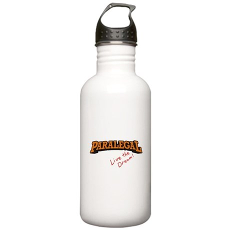 Paralegal / Live Stainless Water Bottle 1.0L