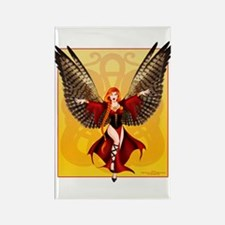 """Freya, Norse Goddess of Love"" Rectangle Magnet"