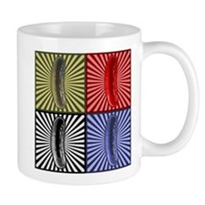 Pop Art Pickle Mug
