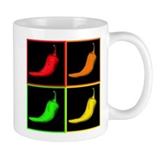 Pop Art Chili Mug