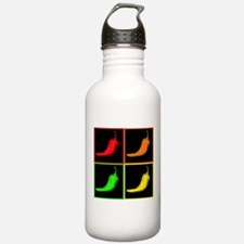Pop Art Chili Water Bottle